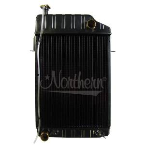 Cooling System Components - NR - 509752M91 - Massey Ferguson RADIATOR