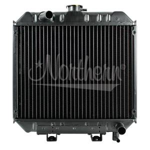 Cooling System Components - Radiators - NR - 1553172060 - Kubota RADIATOR