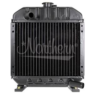 Cooling System Components - Radiators - NR - 1526272060 - Kubota RADIATOR