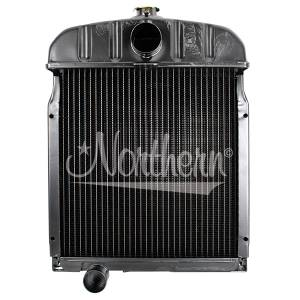 Cooling System Components - NR - 388458R91- International RADIATOR