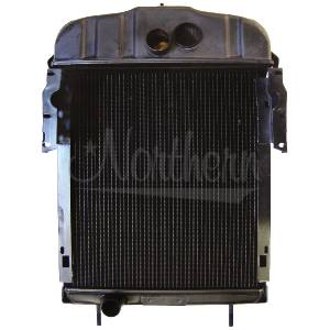 Cooling System Components - NR - 361704R93- International RADIATOR