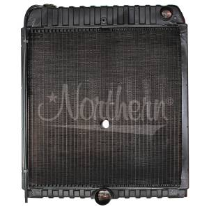 Cooling System Components - Radiators - NR - 146405C1-Case/IH, International RADIATOR