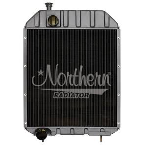 Cooling System Components - NR - A62852- Case/IH RADIATOR
