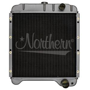 Cooling System Components - Farmland Tractor - A172038 - Radiator