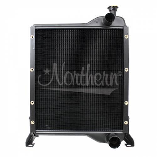 Cooling System Components - NR - 84673C6- Case/IH RADIATOR