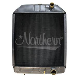 Cooling System Components - NR - A171653- Case/IH RADIATOR