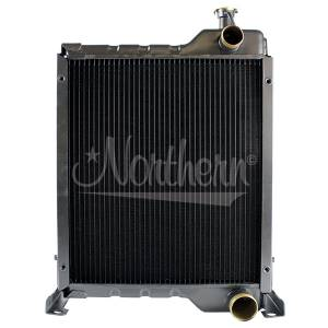 Cooling System Components - Radiators - NR - 136839A1 - Case/IH RADIATOR