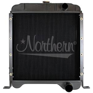 Cooling System Components - Radiators - NR - 1347609C1 - Case/IH RADIATOR