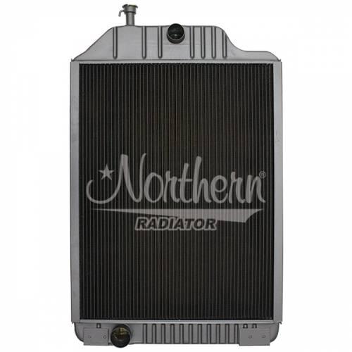 Cooling System Components - NR - AR76838- For John Deere RADIATOR