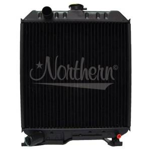 Cooling System Components - Radiators - NR - 1736772060 - Kubota RADIATOR