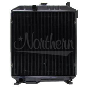 Cooling System Components - Radiators - NR - 1730172060-Kubota RADIATOR