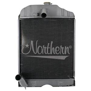 Cooling System Components - Radiators - NR - 180291M1-Massey Ferguson RADIATOR
