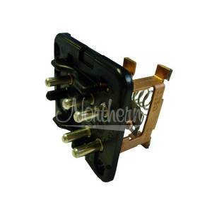 A/C Components - Blower Motors and Fans - NR - 340405R1 - Case/IH BLOWER MOTOR RESISTOR