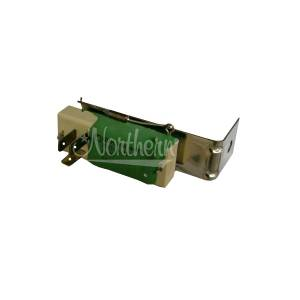 A/C Components - Blower Motors and Fans - NR - AL66295 - For John Deere BLOWER MOTOR RESISTOR