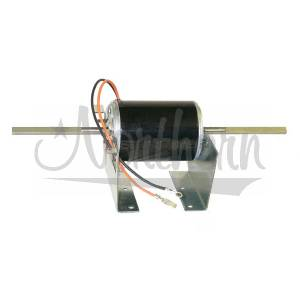 A/C Components - Blower Motors and Fans - Combines - 312749917 - AGCO/Allis Chalmers, Case/IH, Ford New Holland, Hesston, International, Massey Ferguson, Versatile BLOWER MOTOR