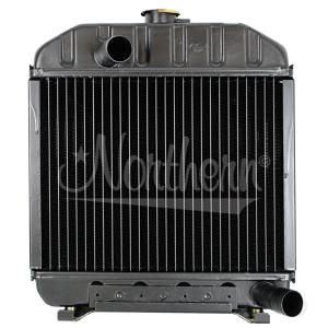 Cooling System Components - Radiators - NR - 1537172060 - Kubota RADIATOR