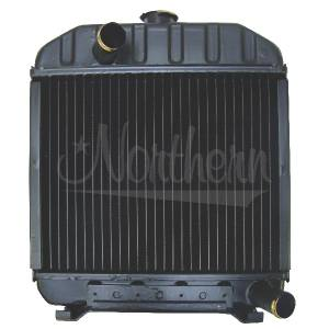 Cooling System Components - Radiators - NR - 1555372060 - Kubota RADIATOR