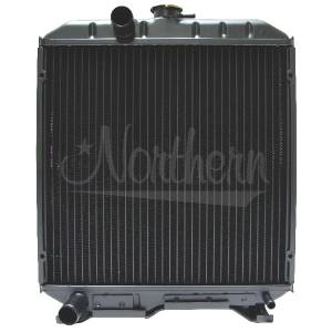 Cooling System Components - Radiators - NR - 1735572060 - Kubota RADIATOR