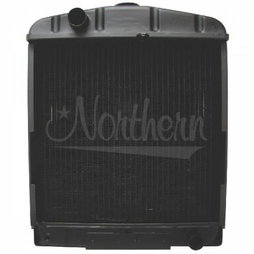 Cooling System Components - NR - 3107749R91- Case/IH RADIATOR