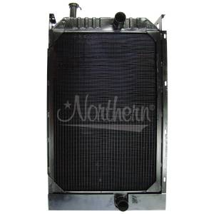 Combines - AH208052 - For John Deere RADIATOR