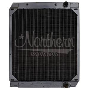 Cooling System Components - Radiators - Combines - 1547946C3 - Case/IH RADIATOR