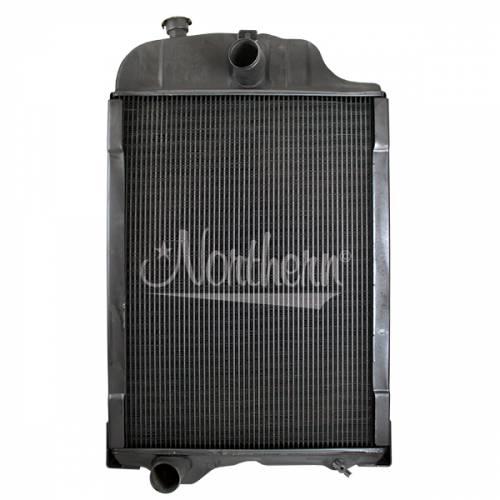 Cooling System Components - NR - AL37566- For John Deere RADIATOR