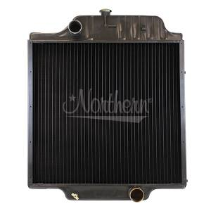 Cooling System Components - NR - 70260432- AGCO/Allis Chalmers RADIATOR