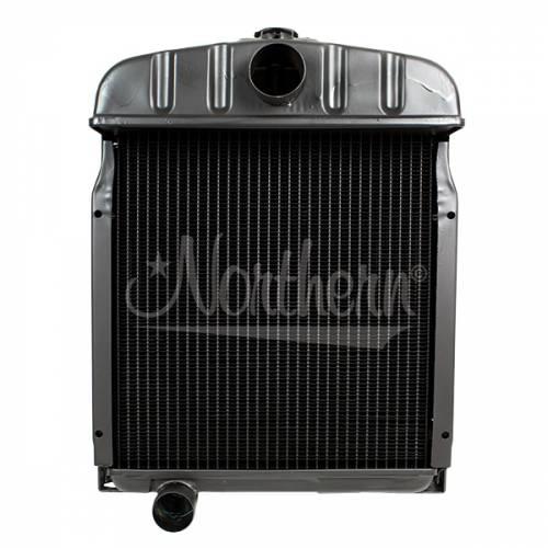 Engine Components - Manifolds and Parts - Farmland - 369400R94-International RADIATOR