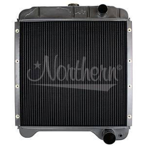 Cooling System Components - Radiators - NR - 104753A1- Case/IH RADIATOR