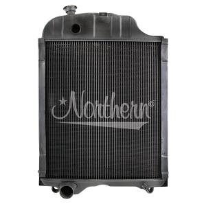 Cooling System Components - Farmland Tractor - AL37568 - Radiator