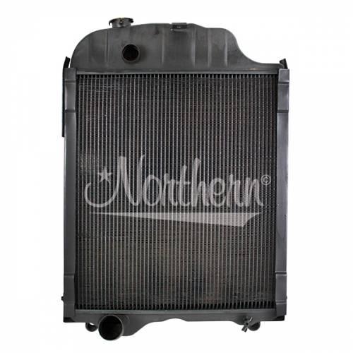 Cooling System Components - NR - AL56372- For John Deere RADIATOR