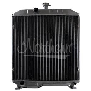 Cooling System Components - Radiators - NR - 1562172063-Kubota RADIATOR