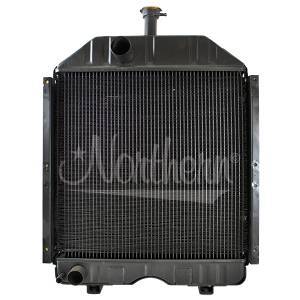 Cooling System Components - Radiators - NR - 1548299280-Kubota RADIATOR