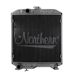 Cooling System Components - Radiators - NR - 1674372060 - Kubota RADIATOR