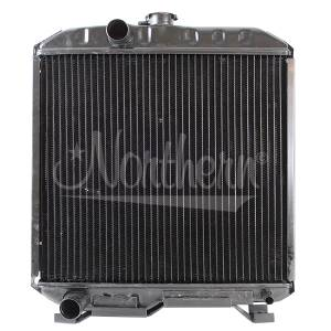 Cooling System Components - Radiators - NR - 1732172060 - Kubota RADIATOR