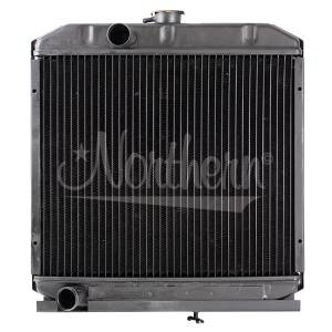 Cooling System Components - Radiators - NR - 1540142060 - Kubota RADIATOR