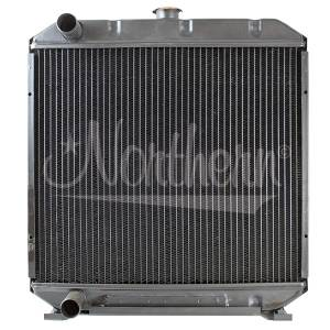 Cooling System Components - Radiators - NR - 1650472060 - Kubota RADIATOR