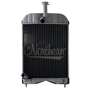 Cooling System Components - Radiators - NR - 1680547M92-Massey Ferguson RADIATOR