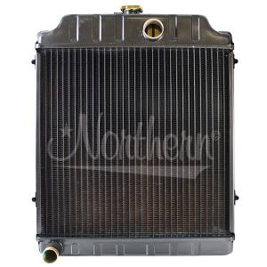 Cooling System Components - Radiators - NR - 1695721M2- Massey Ferguson RADIATOR