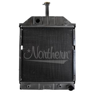 Cooling System Components - Radiators - NR - 1545372060-Kubota RADIATOR
