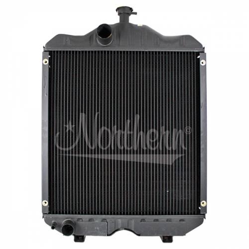 Cooling System Components - Radiators - Farmland - 1541172062-Kubota RADIATOR