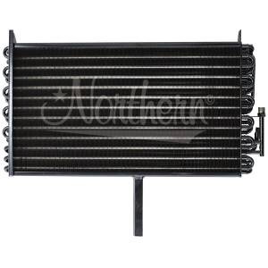 Cooling System Components - Oil Coolers - NR - 87360035 - Case/IH CONDENSER WITH OIL/FUEL COOLER COMBO