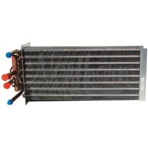 A/C Components - Evaporators - NR - 604042T1 - Case/IH EVAPORATOR/HEATER COMBO