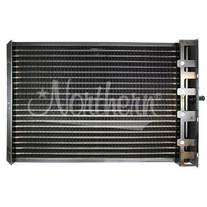 Cooling System Components - Combines - 275096A2 - Case/IH OIL COOLER