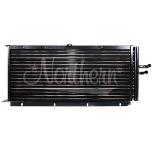 Cooling System Components - Oil Coolers - NR - AT221009 - For John Deere TRANSMISSION/HYDRAULIC OIL COOLER