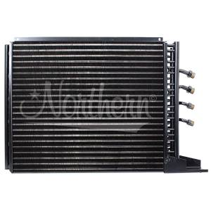 Cooling System Components - Oil Coolers - Combines - AH168468 - For John Deere OIL COOLER (DUAL)