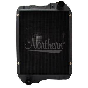 Cooling System Components - Farmland Tractor - 222890A5 - Radiator
