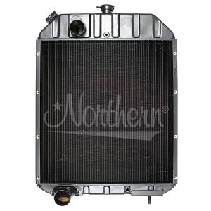 Cooling System Components - NR - A165922- Case/IH RADIATOR