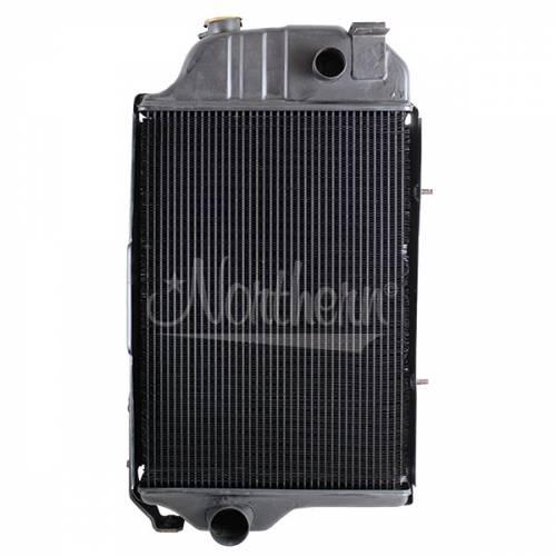 Cooling System Components - NR - AL39290 - For John Deere RADIATOR