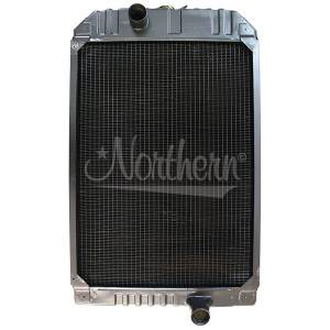 Combines - AH144719 - For John Deere COMBINE RADIATOR